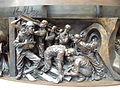 Bronze carved relief, St Pancras - DSC08183.JPG