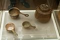 Bronze saucepans and ahenum, Roman Age, Prague, kinský Palace, 151156.jpg