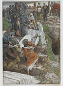 Brooklyn Museum - The Body of Jesus Carried to the Anointing Stone (Le corps de Jésus porté à la pierre de l'onction) - James Tissot.jpg