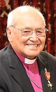 Brown Turei Archbishop of New Zealand