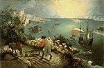 Bruegel, Pieter de Oude - De val van icarus - hi res.jpg