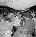 Bruiloft in de kibboets Yad Mordechai bij Asjkelon in het zuidwesten van Israel., Bestanddeelnr 255-4193.jpg
