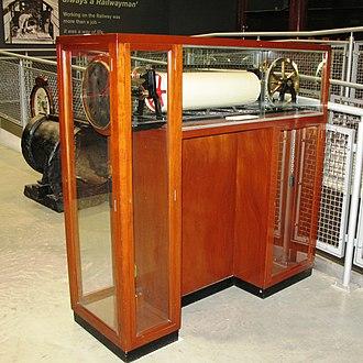 Royal Albert Bridge - A tide recorder designed by Brunel as part of his survey