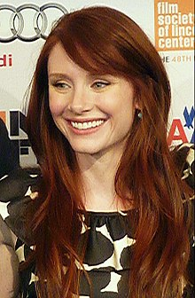 Bryce Dallas Howard 2010.