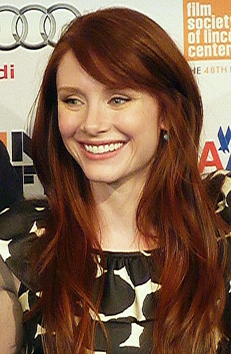 Bryce Dallas Howard - Howard at the 2010 New York Film Festival