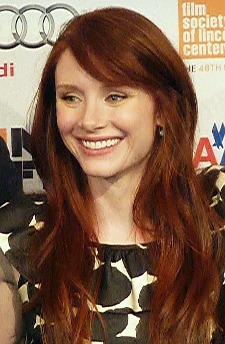 Bryce Dallas Howard NYFF 2010 %22Hereafter%22 Press Conference(4) (cropped)