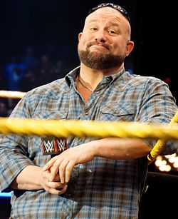 Bubba Ray Dudley nell'aprile 2016