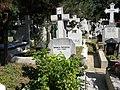 Bucuresti. Romania. Cimitirul Bellu Catolic. Mormantul actorului Gheorghe Simonca.jpg