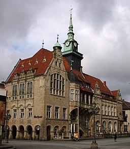 Bueckeburg Rathaus