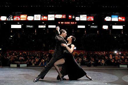 Tango datovania line