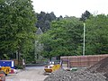 Building Site with Tower in Background - geograph.org.uk - 458384.jpg