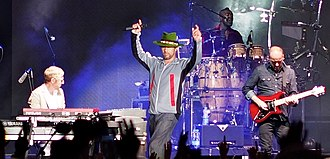 Jamiroquai - Jamiroquai performing in Sofia, Bulgaria (2013)