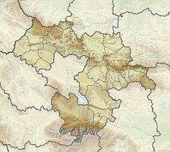 Bulgaria Sofiyska Province relief location map.jpg