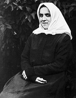 Therese Neumann German mystic