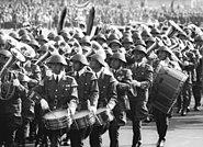 Bundesarchiv Bild 183-N1007-0311, Berlin, 25. Jahrestag DDR-Gründung, Parade
