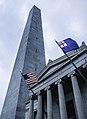 Bunker Hill Monument in Charlestown, MA, commemorating the battle of Bunker Hill.jpg