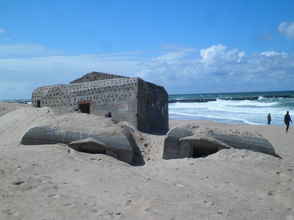 Bunker verschoben - panoramio