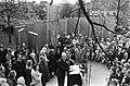 Burgemeester Ivo Samkalden tijdens zijn toespraak, Bestanddeelnr 927-8905.jpg