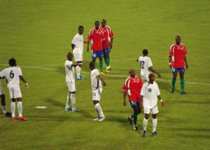 Burkina team