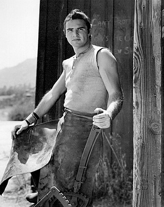 Burt Reynolds - Reynolds as Quint Asper in Gunsmoke 1962