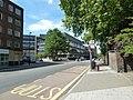 Bus stop to Lambeth Road - geograph.org.uk - 1993848.jpg