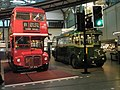 Buses at the London Transport Museum - geograph.org.uk - 1023303.jpg