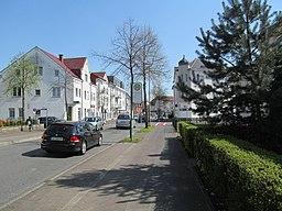 Friedenstraße in Gütersloh