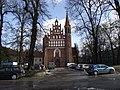Bydgoszcz - kościół garnizonowy NMP Królowej Pokoju ( XV w ) - panoramio.jpg