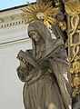 Bystrzyca Kłodzka, Figura św. Trójcy, 14.JPG