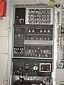 C-17 Globemaster III no. 5139 cargo bay controls.JPG