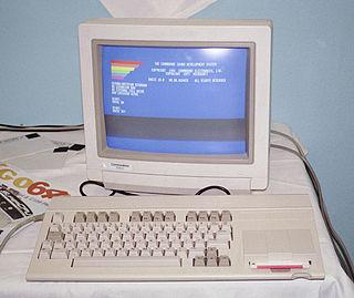 Commodore 65 prototype computer