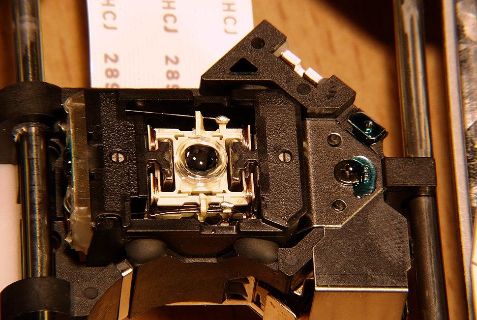 CD-Rom-Drive%27s Laser