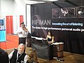 CES 2012 - HiFiMan live music performance (6791664454).jpg