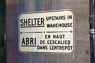 Supply Depot (Toronto) - Then join others in the Supply Depot's bomb shelter