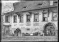 CH-NB - Duillier, Château de Duillier, vue partielle extérieure - Collection Max van Berchem - EAD-7250.tif