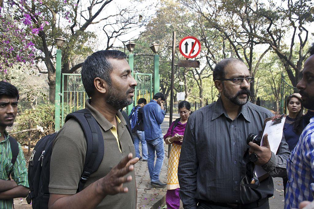 CISA2KTTT17 - Shyamal Lakshminarayanan talking about Biodiversity 01