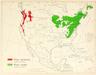 CL-06 Pinus monticola & Pinus strobus range map.png