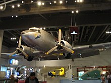 Cathay Pacific DC-3 Betsy