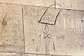 Caen église Saint-Michel de Vaucelles graffiti2.JPG