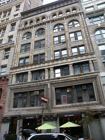 Greenwich Village History Of New York City