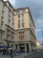 Cafe Prag Dresden