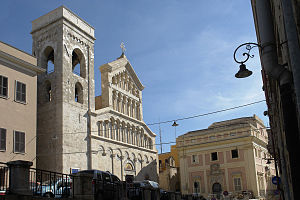 Cagliari kathedrale