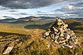 Cairn on Meall Gorm - geograph.org.uk - 1417352.jpg