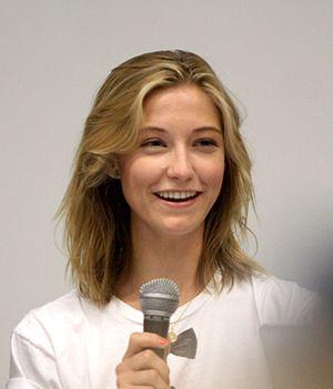 Caitlin Gerard - Caitlin Gerard at VidCon 2012