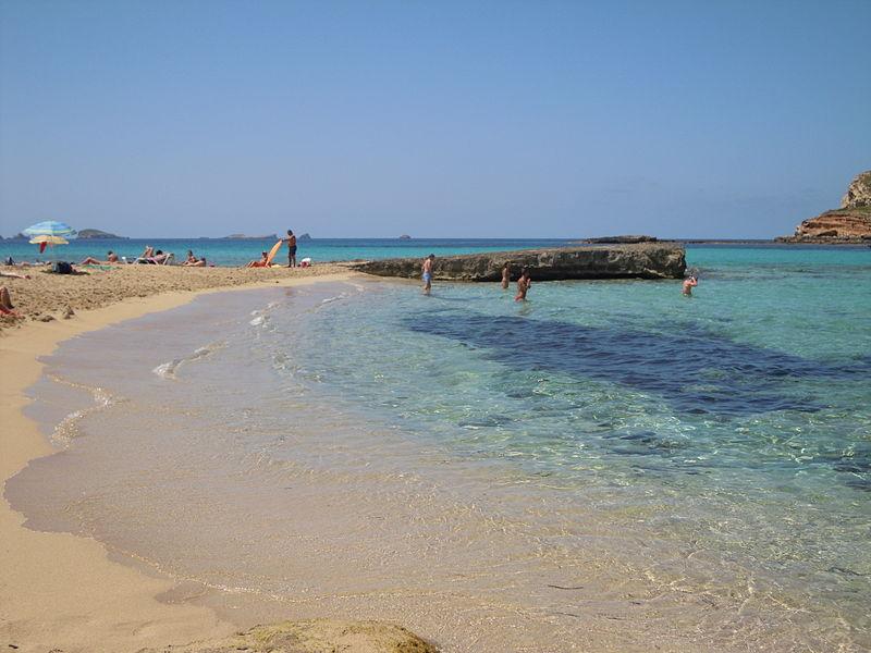 Praias de Ibiza mais bonitas