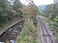 Caldon Canal and Churnet Valley Railway - geograph.org.uk - 582377.jpg