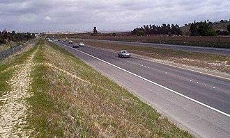 California State Route 76 - SR 76 in Oceanside