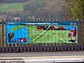 Cambrian Lines banner at Machynlleth station - geograph.org.uk - 596704.jpg