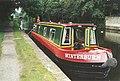 Canal Boat at Gargrave - geograph.org.uk - 8349.jpg