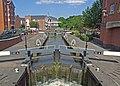 Canal locks - geograph.org.uk - 1332882.jpg